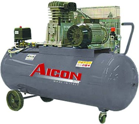 AiconAir paineilmakompressori 5,5hp 200l - Paineilmakompressorit - 6419773011924 - 1
