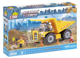 COBI - CONSTR.  BIG TIPPER  300 + 3 FIG -  - 2NDC-100654 - 1
