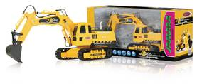Jamara Kauko-ohjattava kaivuri R/C Digger J-Matic 4+3 Channel RTR / Sound / With Lights 2.4 GHz Cont -  - 2NDC-159694 - 1