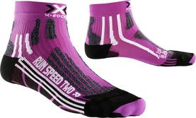 X-Socks Run Speed Two Lady juoksusukat fuksia, eri kokoja -  - 2NDC-112204