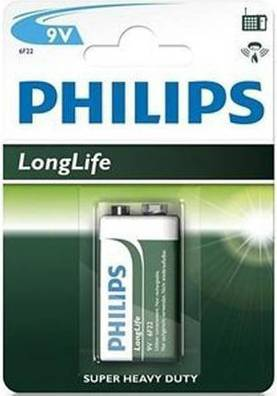 Philips paristo 9V -  - 8712581645045 - 1