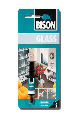 Bison Glass&Metal lasiliima 2 ml - Liimat - 8710439036625 - 1