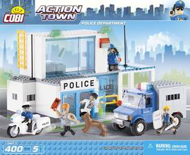 COBI - POLICE DEPARTMENT 400 OSAA + 5 FIG -  - 2NDC-100075 - 1