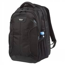 "TARGUS CORPTRAVELLER 15-16"" BACKPACK BLACK -  - 2NDC-97265 - 1"