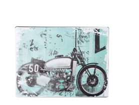 Vintage Look metallitaulu Motor bike -  - 4029811349555 - 1