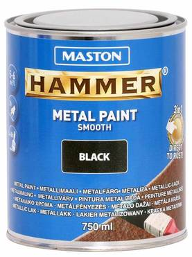 Hammer metallimaali 750 ml -  - 6412490012076 - 1