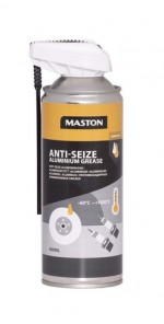Maston Alumiinirasva Anti-Seize 400 ml -  - 6412490026936 - 1