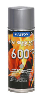 Maston Spray 600°C hopea 400 ml -  - 6412494009966 - 1
