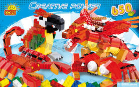 COBI - CREATIVE POWER DRAGON 650 OSAA -  - 2NDC-100646 - 1