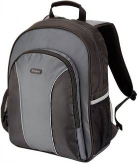 "TARGUS ESSENTIAL 15.6"" BACKPACK BLACK -  - 2NDC-97276 - 1"