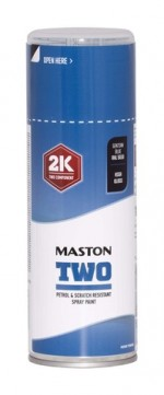 Maston Two 2K gentiansininen RAL5010 400 ml -  - 6412490037567 - 1