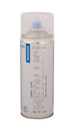 Maston Metallic Lakka spray 400ml -  - 6412492108227 - 1