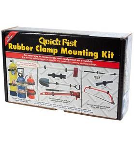 Quick Fist Rubber Clamp Mounting Kit -  - 892402900107 - 1