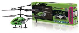 Jamara Kauko-ohjattava helikopteri R/C Helicopter Spirit 3+2 Channel RTF / Gyro Inside / With Lights -  - 2NDC-159727 - 1