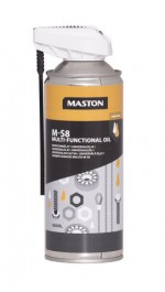 Maston M-S8 monitoimiöljy 400 ml -  - 6412494003407 - 2