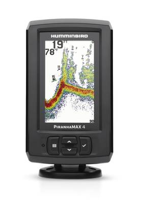 Humminbird Piranha Max 4 kaikuluotain -  - 082324048708 - 1