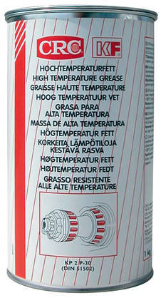 CRC High Temperature Grease 400g -  - 5412386413438 - 1