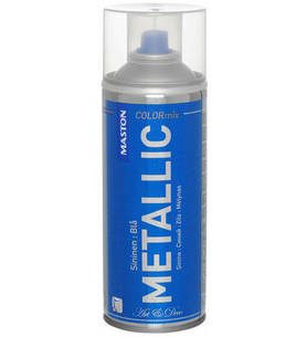 Maston spraymaali Metallic Sininen 400ml -  - 6412492108128 - 1