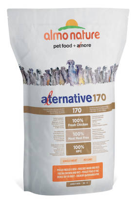 Almo Nature AD170 3,75kg XS-S Chicken & Rice -  - 2NDC-104188 - 1