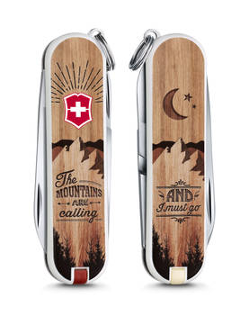 Classic, The Mountains are Calling - Victorinox -  - 2NDC-111668 - 1