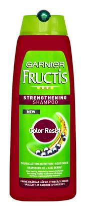 Garnier Fructis Shampoo 250ml Color Resi -  - 5410103921938 - 1