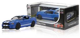 Jamara Kauko-ohjattava auto R/C Car Ford Shelby GT500 RTR / With Lights 1:14 Sininen -  - 2NDC-159648 - 1