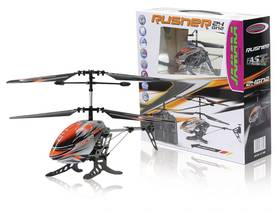 Jamara Kauko-ohjattava helikopteri R/C Helicopter Rusher 3+2 Channel RTF / Gyro Inside / With Lights -  - 2NDC-159688 - 1
