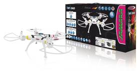 Jamara Kauko-ohjattava kopteri R/C Drone Payload Altitude 4+4 Channel RTF / Gyro Inside / With Light -  - 2NDC-159678 - 1