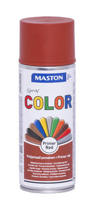 Maston Color spraymaali punainen 400 ml -  - 6412491208058 - 1