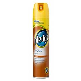 Pledge Wood huonekaluaerosoli 250 ml -  - 5000204690088 - 1