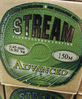 Stream Advanced siima 0,45 mm 200m - Siimat - svm0000000198 - 1