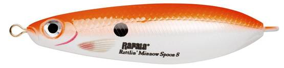 Rapala Rattlin Minnow Spoon FRP -  - 022677232768 - 1