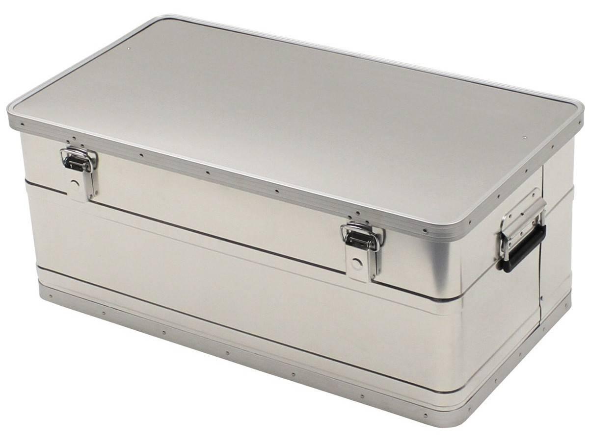 Vedenpitävä alumiinilaatikko 100 l - Savenmaa verkkokauppa 44ef0d3b48