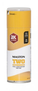 Maston Two 2K Signal keltainen RAL1003 400ml -  - 6412490037499 - 1