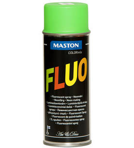 Maston spray Fluo vihreä 400 ml -  - 6412494330039 - 1