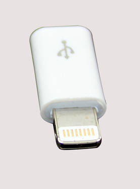 Adapteri micro-USB - Lightning -  - 6430035342969 - 1