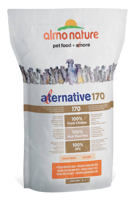 Almo Nature AD170 3,75kg M-L Chicken & Rice -  - 2NDC-104189 - 1