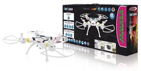 Jamara Kauko-ohjattava kopteri R/C Drone Payload Altitude 4+6 Channel RTF / Photo / Video / Gyro Ins -  - 2NDC-159679 - 1