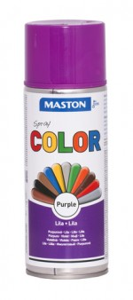 Maston Color spraymaali lila 400 ml -  - 6412490035419 - 1