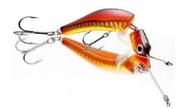 Wake Jigwobbler Shiny Red 8 cm -  - 6430036510459 - 1