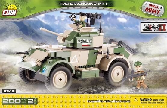 COBI - STAGHOUND T17E1   200 OSAA -  - 2NDC-100579 - 1